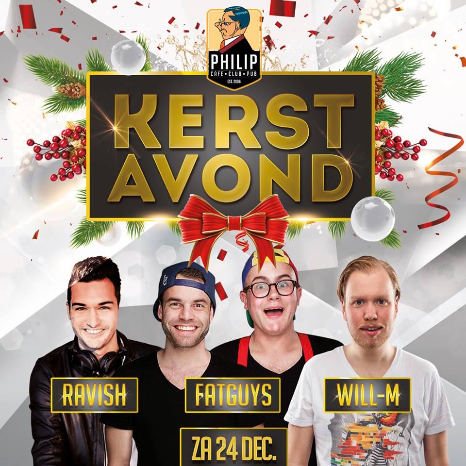 24-12-16   Kerstavond @ Café Philip, Tilburg